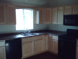 2601 E. Waverly St kitchen